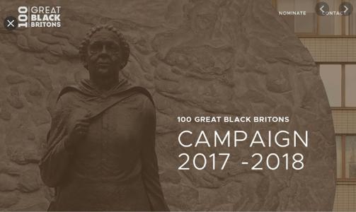 Image, 100 Great Black Britons