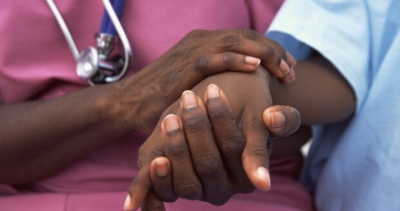 BAME people at higher risk of dying from Covid-19 / Image credit, Nursing Times