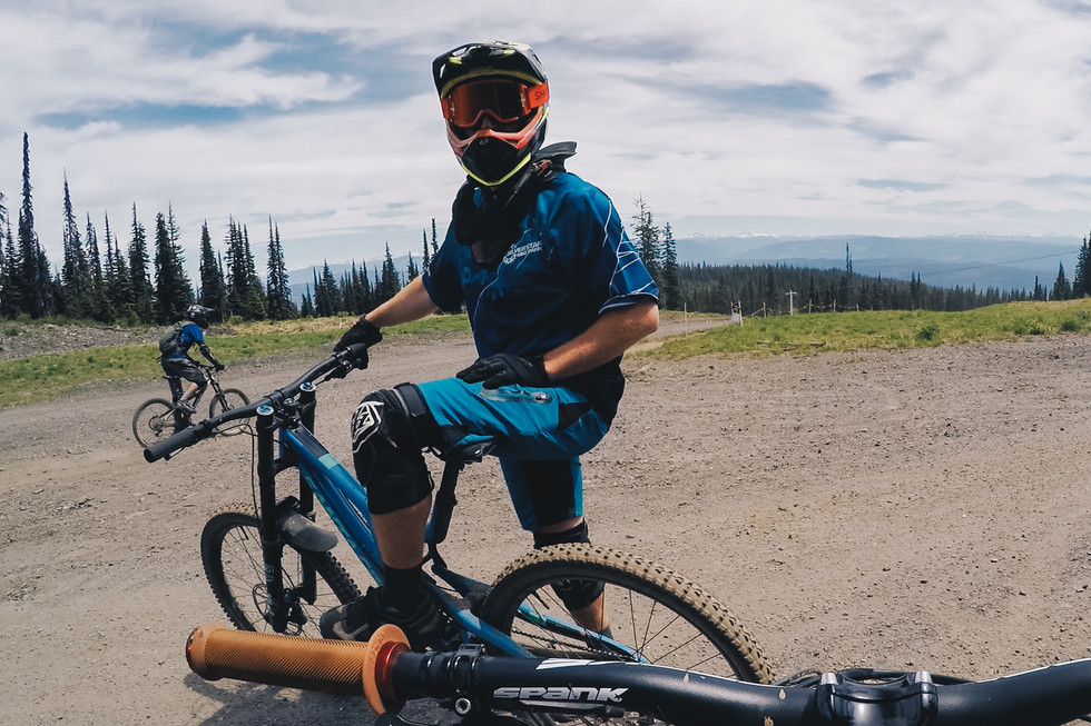 Opening Weekend at Silver Star Bike Park