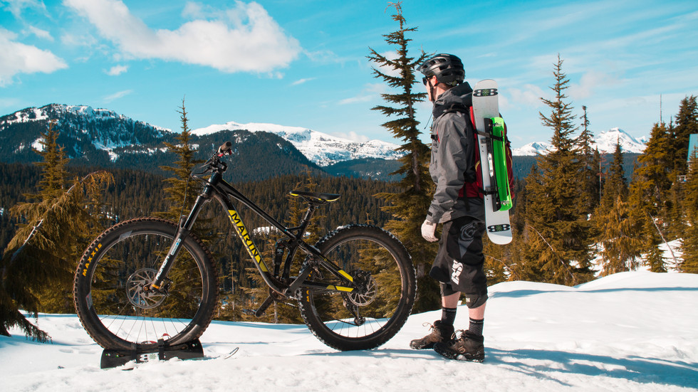 From Snow to Dirt with BikeBoards