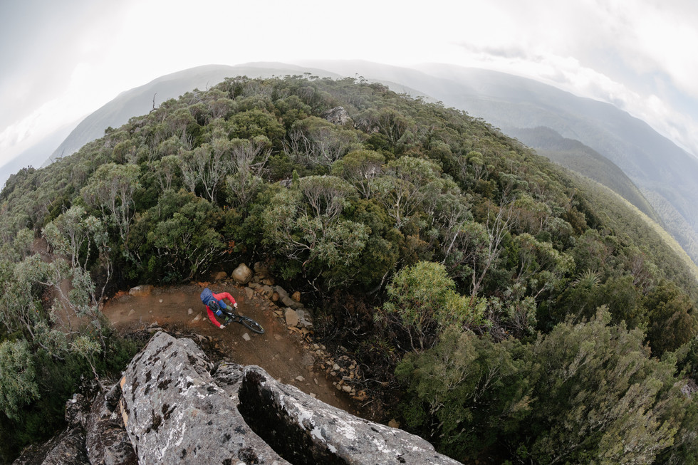 Tasmania - Australia's Mountain Bike Heaven
