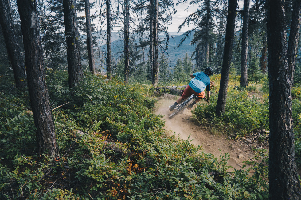 Rossland - The Land of Epic Singletrack