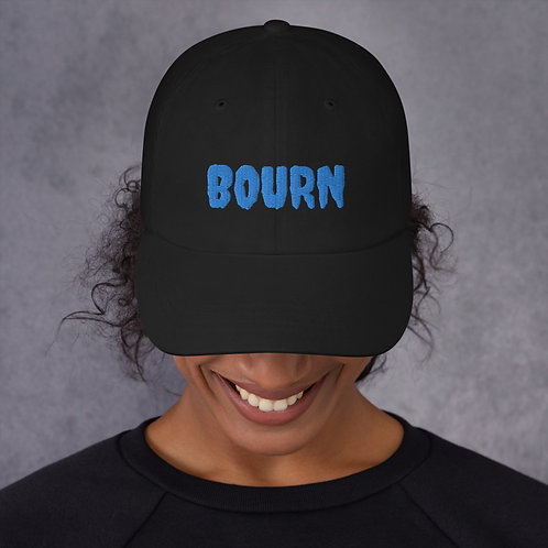 Bourn Dad Hat Sky Blue