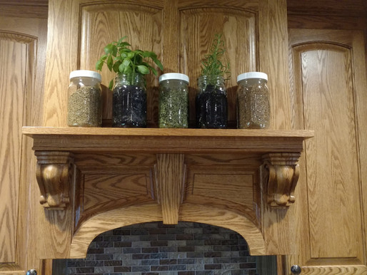 Drying Your Fresh Herbs