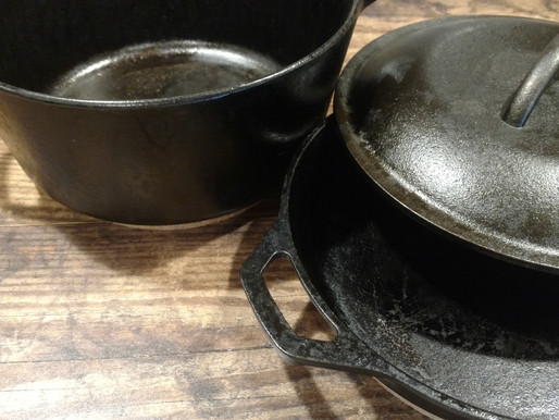 This Is How A Cast Iron Pan Can Help Your Thyroid