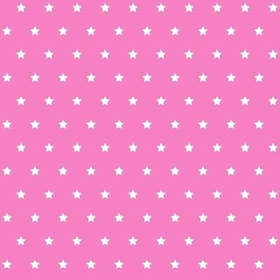 Hearts & Heroes Stars Pink