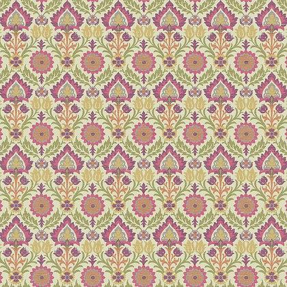 Santa Maria Pink & Green