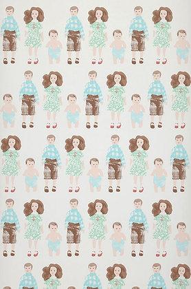 Dollhouse Family Green
