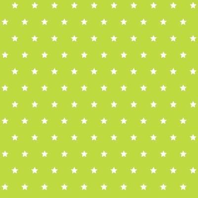 Hearts & Heroes Stars Green