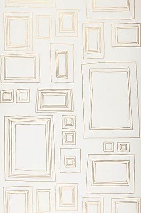 Frames White & Gold