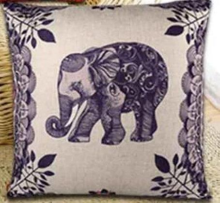 Almofada Elefante Azul