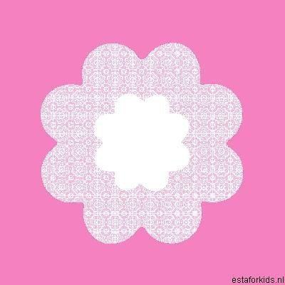 Hearts & Heroes Flowers Pink