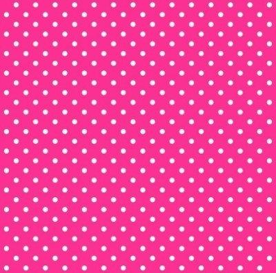 Belle Rose Dots Pink
