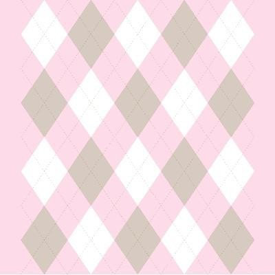 Hearts & Heroes Diamonds Pink
