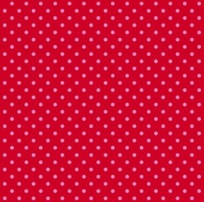 Belle Rose Dots Red
