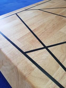 Plateau de table basse