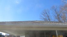 Roof Condensation Case Study