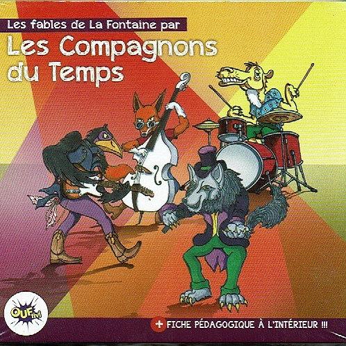 Les Compagnons Du Temps - Album - Les Fables de La Fontaine