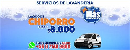 LAVADO DE COBERTORES CHIPORRO