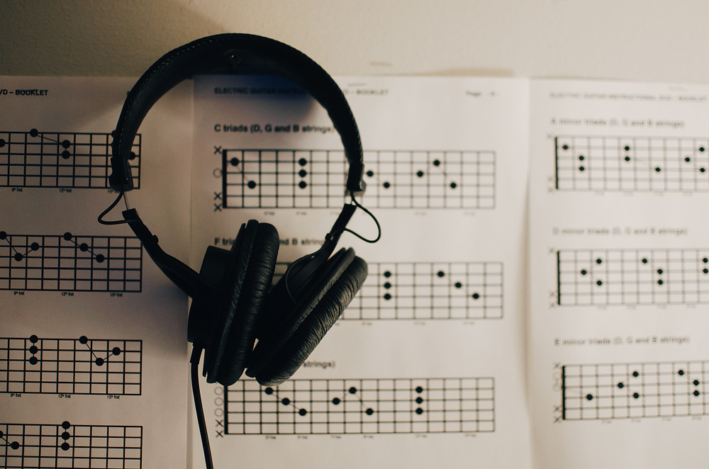 example of chord charts