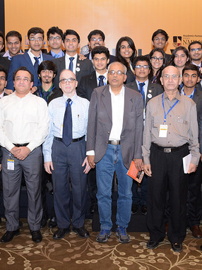 Conclave 15-16 With student volunteers.J