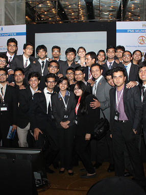 Conclave 2012- The students of NMIMS mak