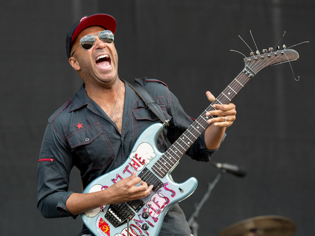 Tom Morello is our Guitar Hero