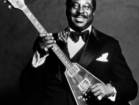 This is why we love Albert King