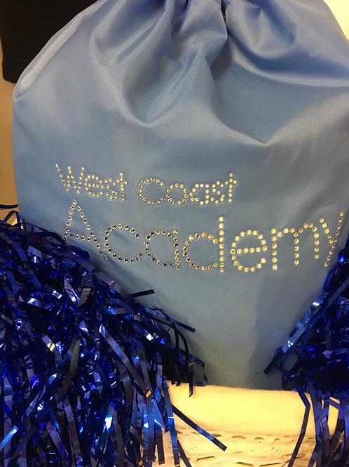 West Coast Academy small bag