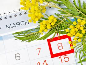 Любі наші партнерки, колежанки, подружки! Зі святом весни і краси!