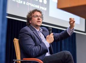 Британський письменник українського походження Петро Померанцев отримав премію Гордона Бьорна