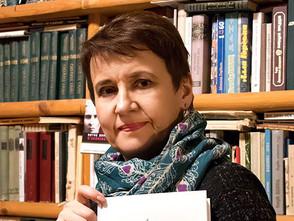 Оксана Забужко невдовзі потішить своїх шанувальників новою книжкою