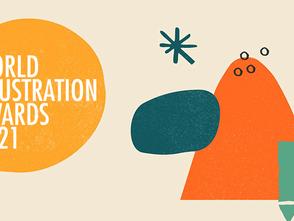 До довгого списку World Illustration Awards-2021 потрапили українські проєкти