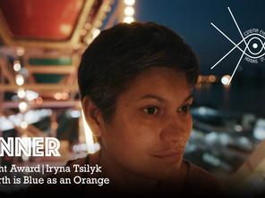 Документалка Ірини Цілик «Земля блакитна, ніби апельсин» отримала американську нагороду