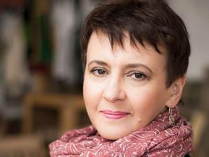 Оксана Забужко пише роман про «епоху війни і ковіду»