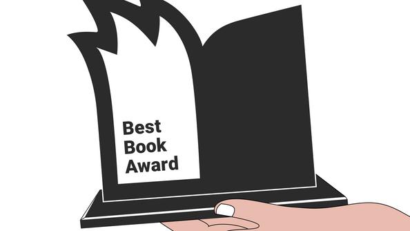 «BookForum» оголосив список книжок-номінантів на премію «Best Book Award»
