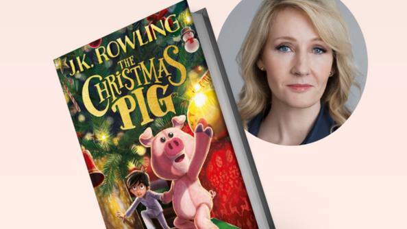Новий дитячий роман Джоан Роулінг вийде у жовтні