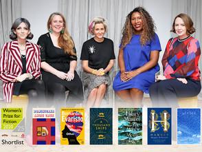 Women's Prize for Fiction оголосила фіналісток