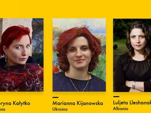 Дві українські літераторки номіновані на польську поетичну премію свободи