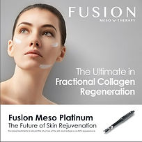 Fusion Skin Needling Fractional Mesotherapy