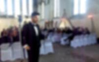 Wedding Singer London Surrey Michel Buble Frank Sinatra Rat Pack Jazz