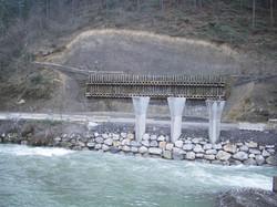 puente y sostenimiento | Azpeitia