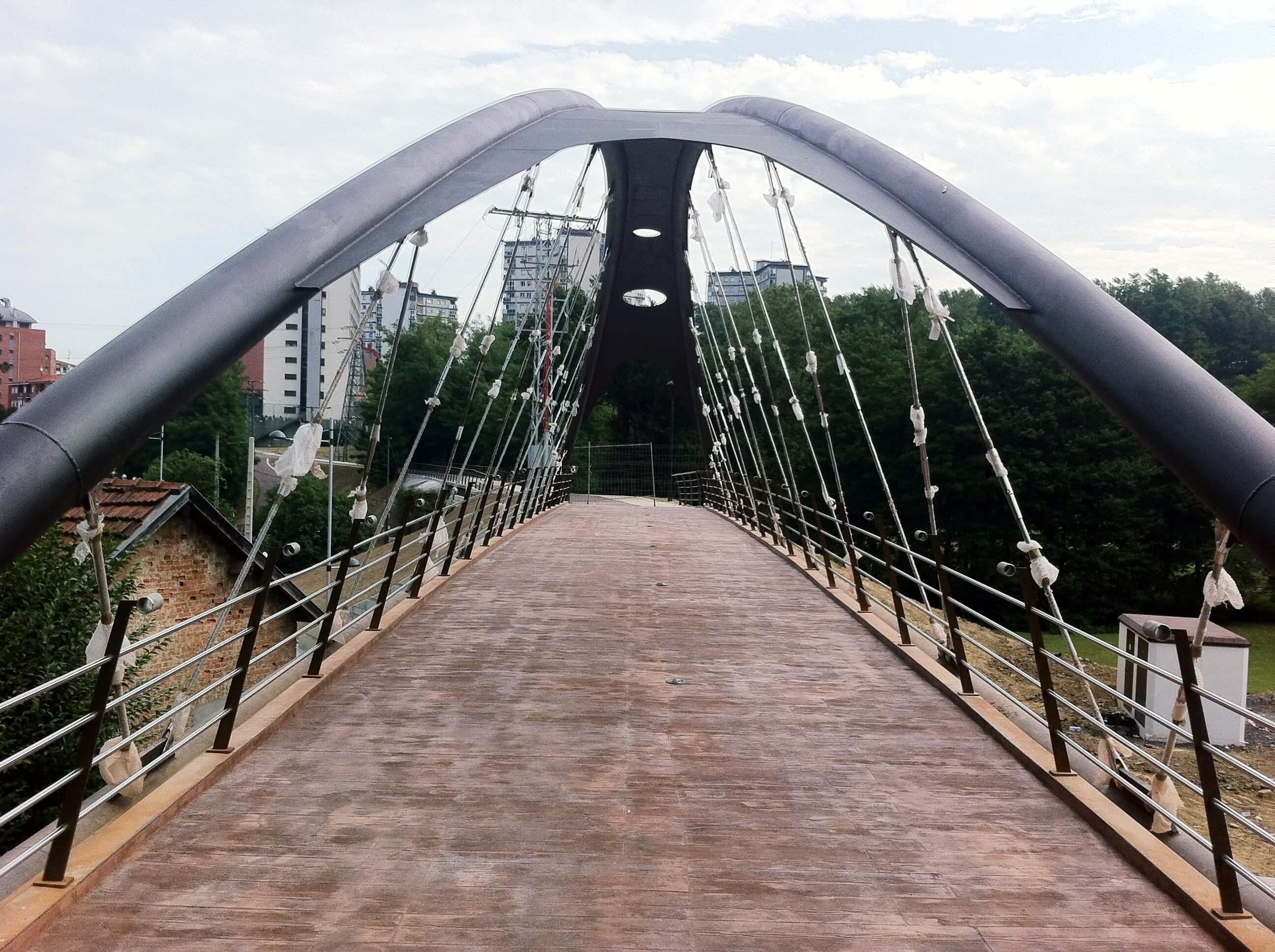 pasarela | Barakaldo