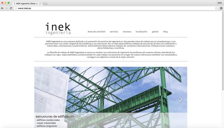 INEK Ingeniería ya está OnLine