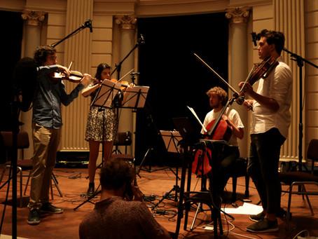 Film Music recordings in Concertgebouw Amsterdam