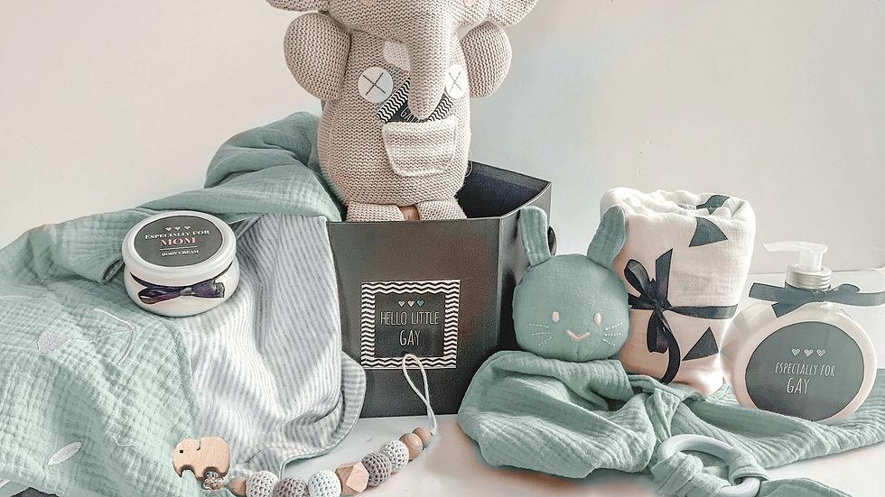SURPRISE BOX- GREEN ELEPHANT