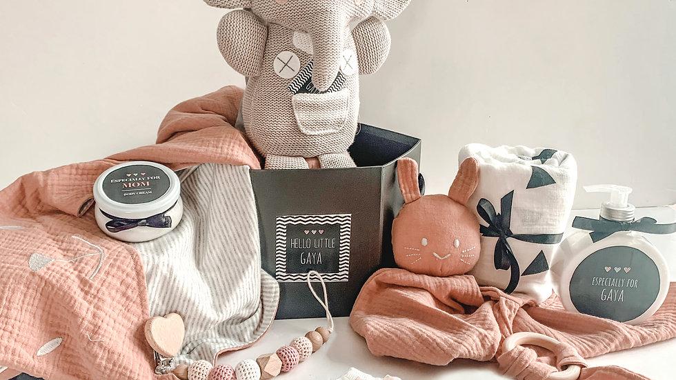 SURPRISE BOX- PINK ELEPHANT