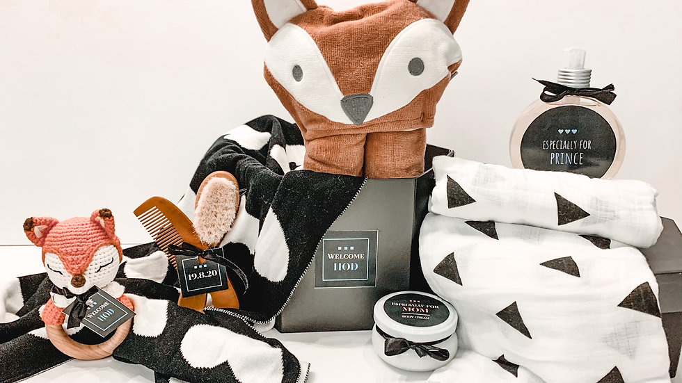SURPRISE BOX-FOX