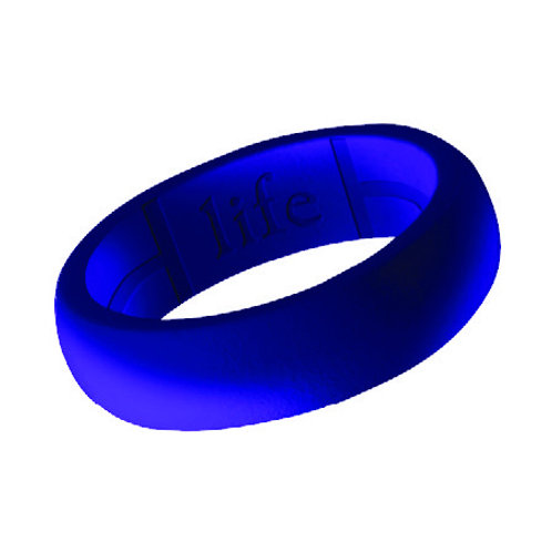 Women's Silicone Ring- Purple