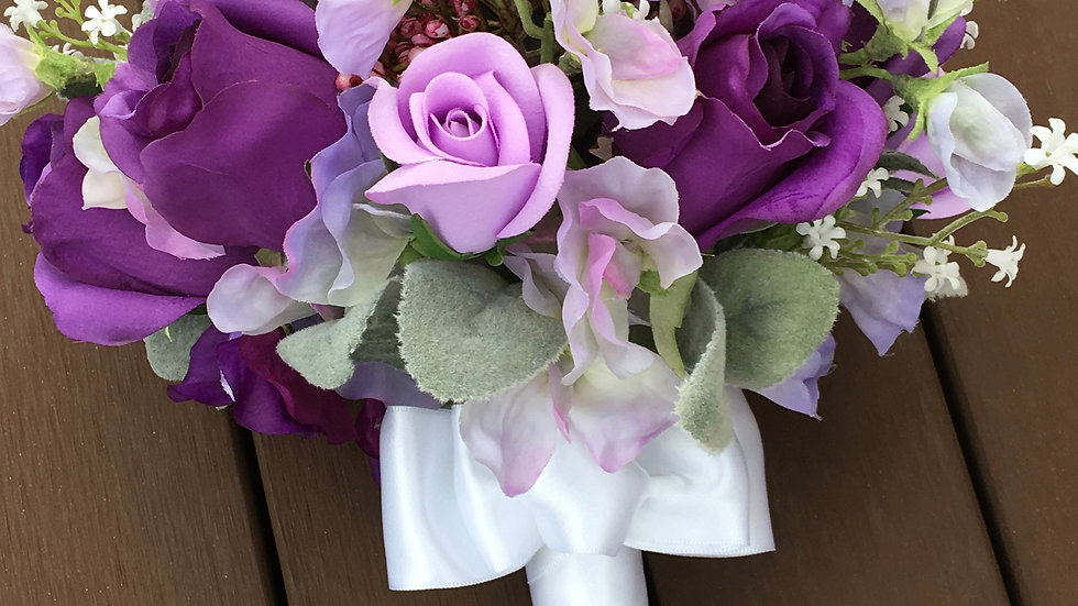 Silk Touch Bouquets